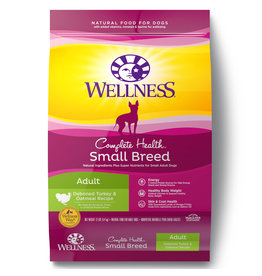 WELLPET LLC WELLNESS COMP HEALTH SM BREED 4#