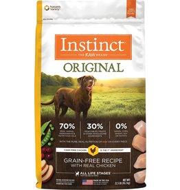 Natures Variety - Instinct NV INST CKN ML DOG 22.5#