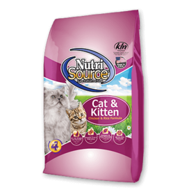 Nutrisource NS Cat Chicken/Rice 1.5#