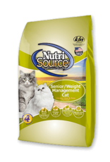 Nutrisource 6.6# NS SRWGTMGMT CHIC/RICE CAT