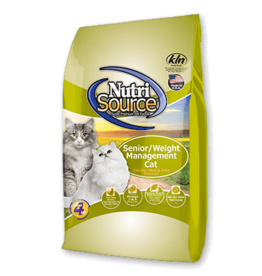 Nutrisource NS Cat Sr/Weight C&R 16#