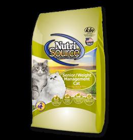Nutrisource NS Cat Sr/Weight C&R 16#
