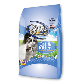 Nutrisource NS Cat Kittn Ckn/Slmn/Lvr 16#