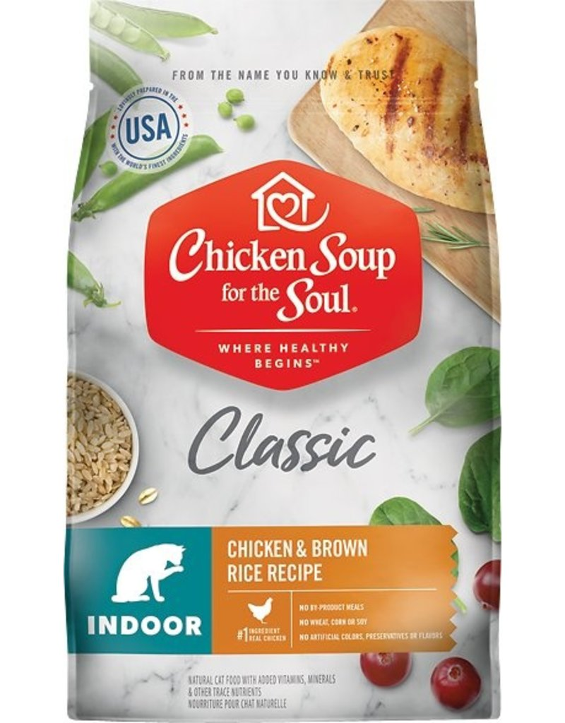 Chicken Soup Cat Indr Hairball 4 5 Lous Pet Shop