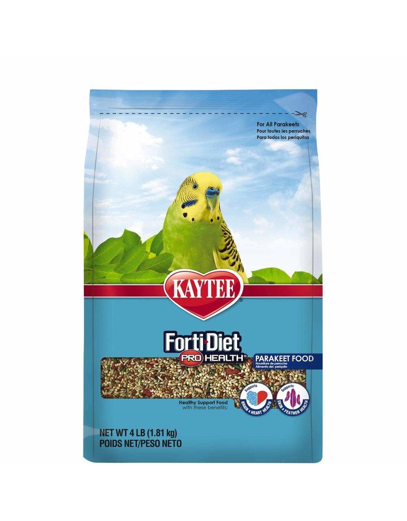 KAYTEE PRODUCTS INC kaytee parakeet food 4lb