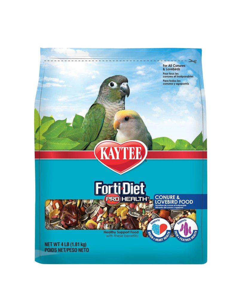 KAYTEE PRODUCTS INC KT CONURE & LOVEBIRD FOOD 4#