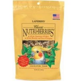 LAFEBER COMPANY TIEL NUTRIBERRIES 10oz