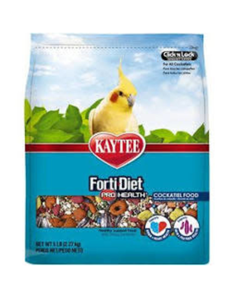 KAYTEE PRODUCTS INC FD PROHEALTH TIEL 5LB
