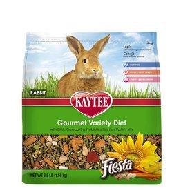 KAYTEE PRODUCTS INC 3.5# FIESTA MAX RABBIT