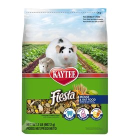 KAYTEE PRODUCTS INC FIESTA MOUSE & RAT 2#