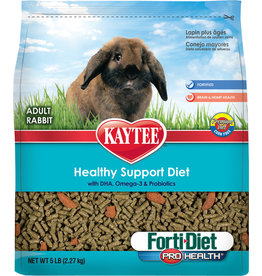 KAYTEE PRODUCTS INC FORTI DIET ADULT RABBIT 5LB