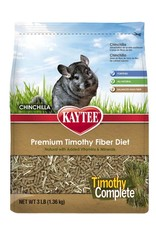 KAYTEE PRODUCTS INC 3# TIMOTHY COMPLETE CHINCHILLA