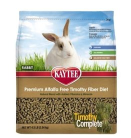 KAYTEE PRODUCTS INC 4.5# TIMOTHY COMPLETE RABBIT