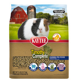 KAYTEE PRODUCTS INC 5# TIMOTHY COMPLETE GUINEA PIG
