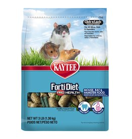 KAYTEE PRODUCTS INC FD PROHEALTH MOUSE/RAT 3LB