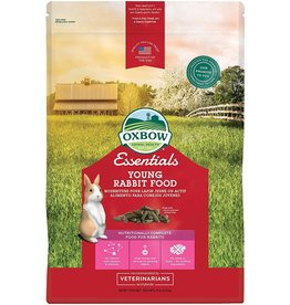 OXBOW PET PRODUCTS YOUNG RABBIT 5LB BUNNY BASICS