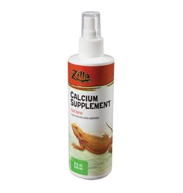 ZILLA REPTILE CALCIUM SPRAY 8OZ