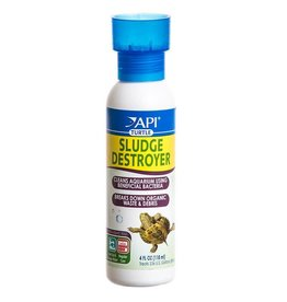 AQUARIUM PHARM/MARS FISHCARE TURTLE SLUDGE DESTROYER 8OZ 12