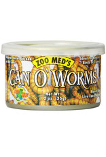 ZOO MED LABS CAN O' WORMS 1.24 OZ