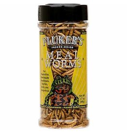 FLUKERS FREEZE DRIED MEALWORMS 1.7OZ