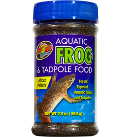 ZOO MED LABS FROG AND TADPOLE FOOD