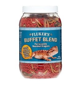 FLUKERS JUVENILE BEARDED DRAGON 4.4OZ