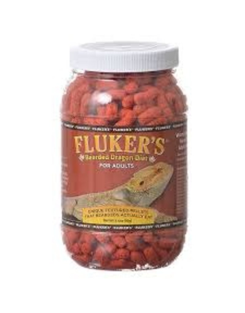 FLUKERS BEARDED DRAGON DIET ADULT 3.4OZ
