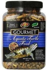ZOO MED LABS GOURMET AQUATIC TURTLE FOOD 6OZ