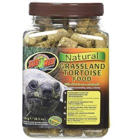 ZOO MED LABS GRASSLAND TORTOISE FOOD8.5OZ 36
