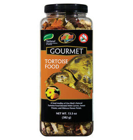 ZOO MED LABS GOURMET TORTOISE FOOD 13.5OZ 24