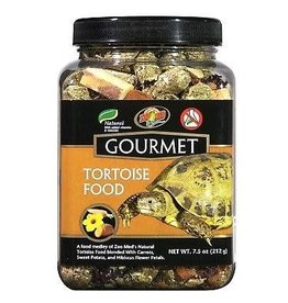 ZOO MED LABS GOURMET TORTOISE FOOD 7.25OZ 36