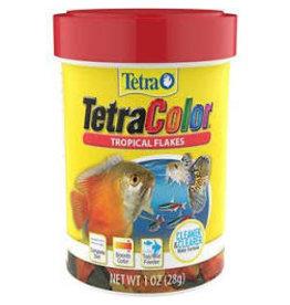 TETRA TETRA COLOR FLAKES 185ML (1OZ)
