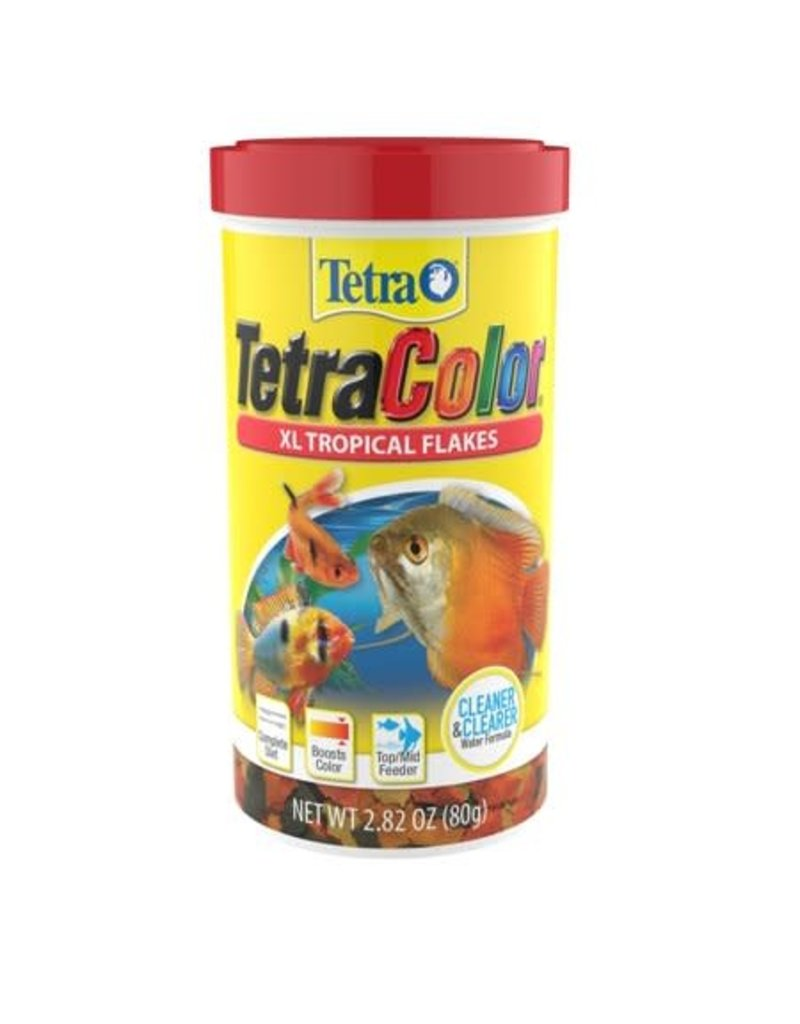 TETRA TETRA COLOR XL TROPICAL FLAKES 2.82 OZ.