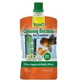 TETRA CLEANING BACTER GOLDFISH 4OZ 10