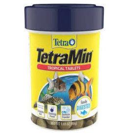 TETRA TETRAMIN TABLETS 1.69OZ 160 72