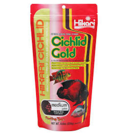 HIKARI SALES USA HIKARI CICHLID GOLD MED 8.8 OZ