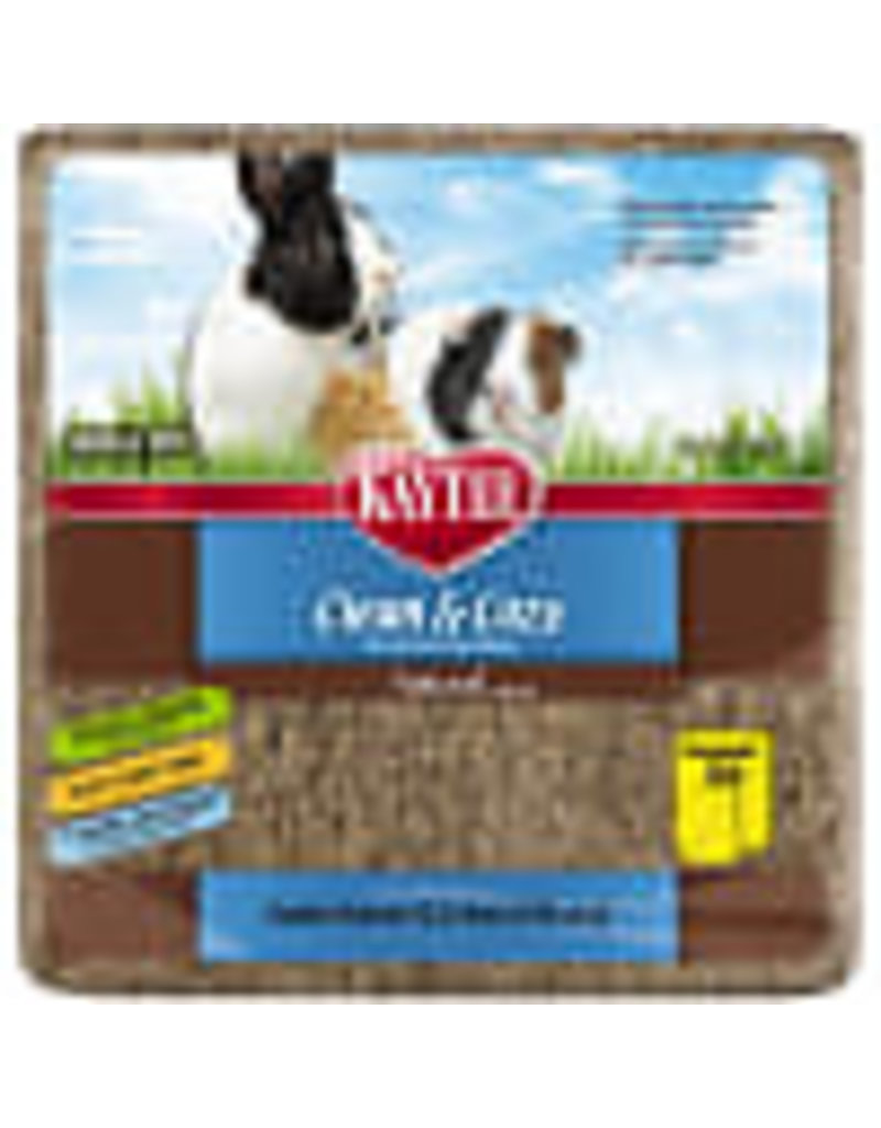 KAYTEE PRODUCTS INC CLEAN & COZY NATURAL 3000CI