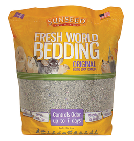 SUNSEED COMPANY FRESH WORLD BEDDING GRY 2130CI