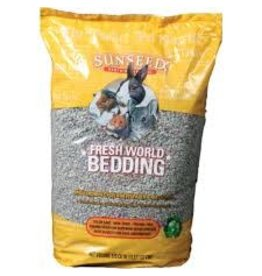 SUNSEED COMPANY FRESH WORLD BEDDING GRY 975CI