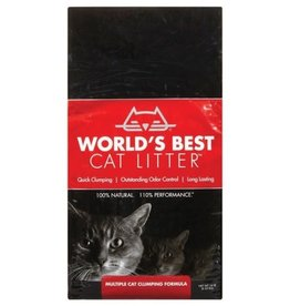 WORLD'S BEST Worlds Best Cat 14 Lb Multiple Clumping Formula EA
