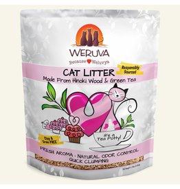 Weruva Weruva 6.7 Lb Cat Hinoki & Wood Green Tea Litter EA
