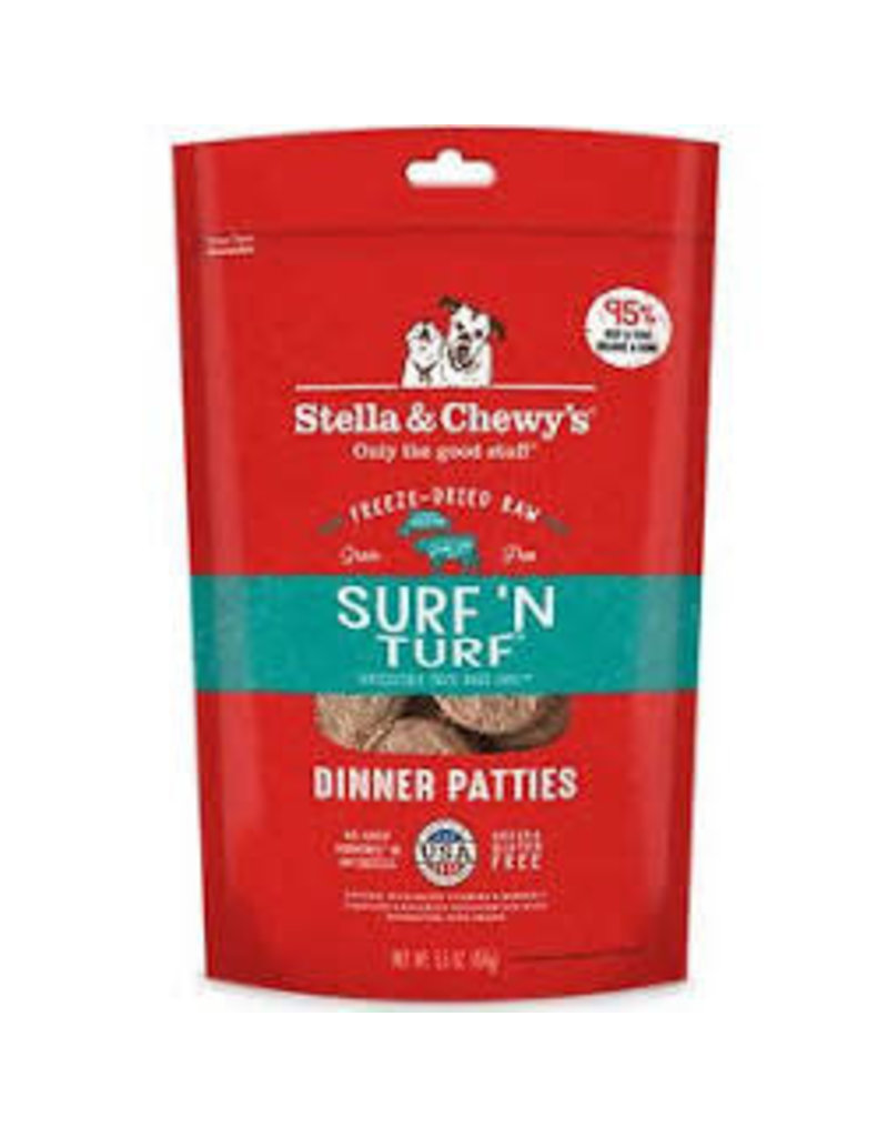 STELLA AND CHEWY'S SC 5.5OZ SURF/TURF DOG