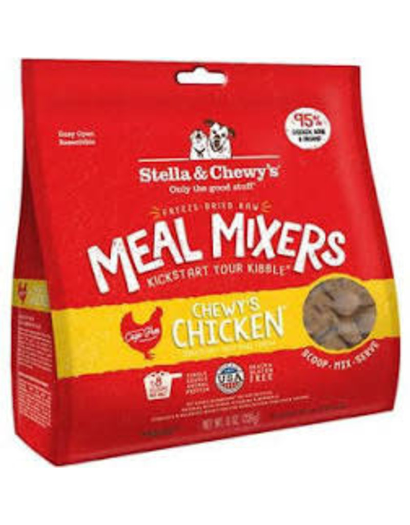 STELLA AND CHEWY'S 9OZ CHEWYS CHICKEN MEAL MIXER