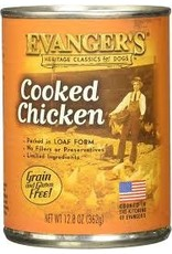 EVANGERS Evangers 13 oz Dog Can Classic Cooked Chicken 12/CS