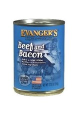 EVANGERS Evangers 13 oz Dog Can Classic Beef & Bacon 12/CS