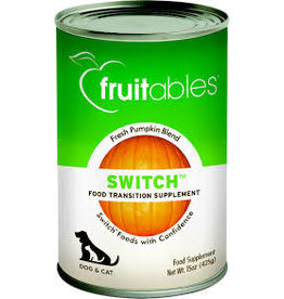 Fruitables Fruitable 15 oz Can Pumpkin Switch