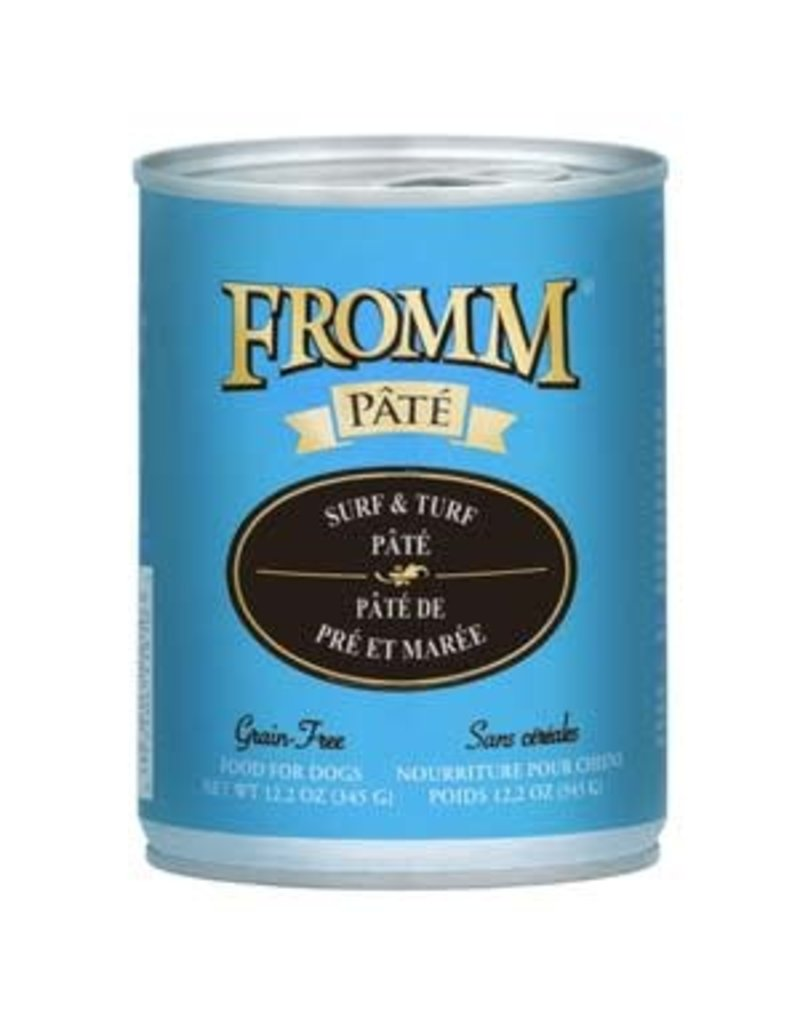 FROMM FAMILY FOODS LLC FROMM PATE SURF & TURF 12.2OZ