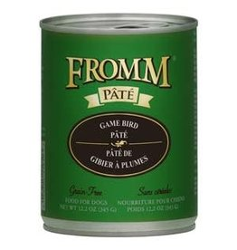 FROMM FAMILY FOODS LLC FROMM PATE GF GAMBIRD 12oz