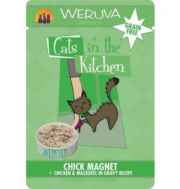Weruva Weruva 3 oz Cat Pouch Chick Magnet CITK