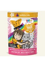 Weruva bff 3 oz Cat Pouch Tuna & Turkey Tickles 12/SLV